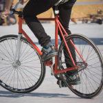 A Csepel kerékpár nagyon kényelmes